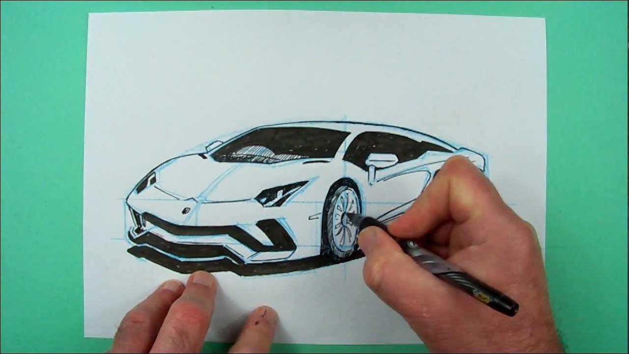 Lamborghini Zum Ausmalen - kinderbilder.download ...