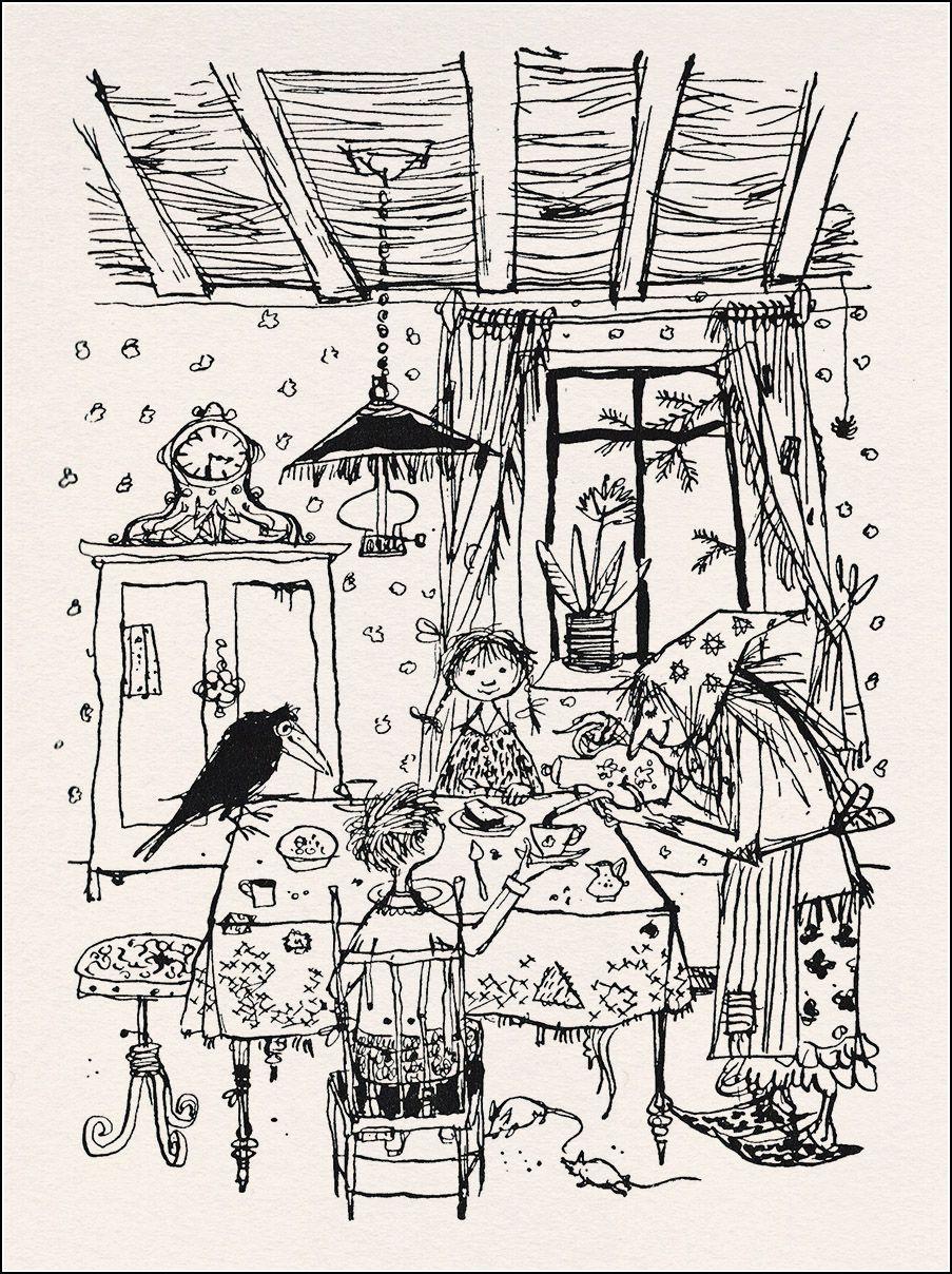Winnie Gebhardt-Gayler, Otfried Preussler, Die Kleine Hexe mit Die Kleine Hexe Ausmalbilder