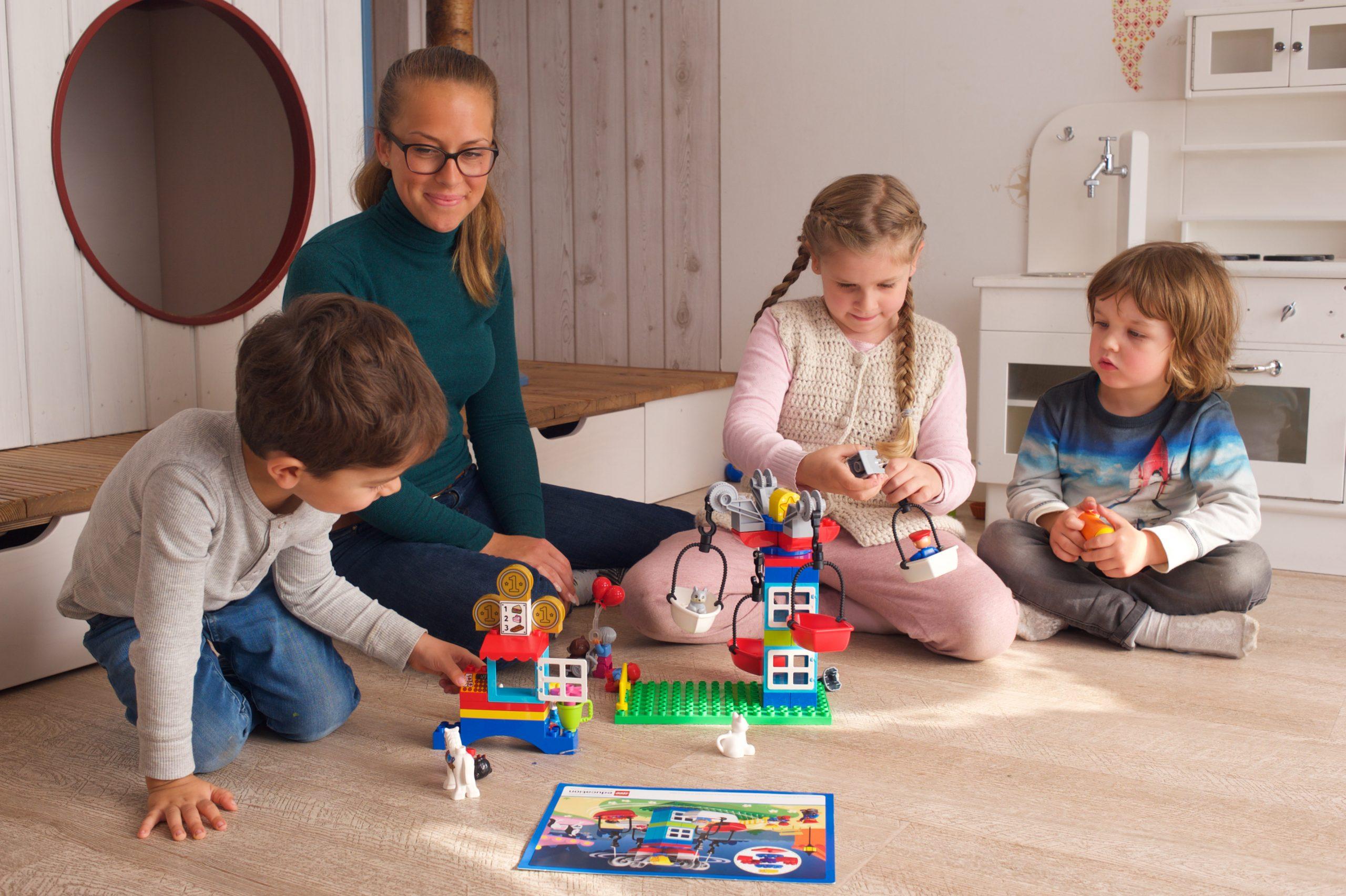 Wir Wollen Bauen! - Mint Schon Im Kindergarten | Erzieherin bei Naturwissenschaftliche Angebote Im Kindergarten