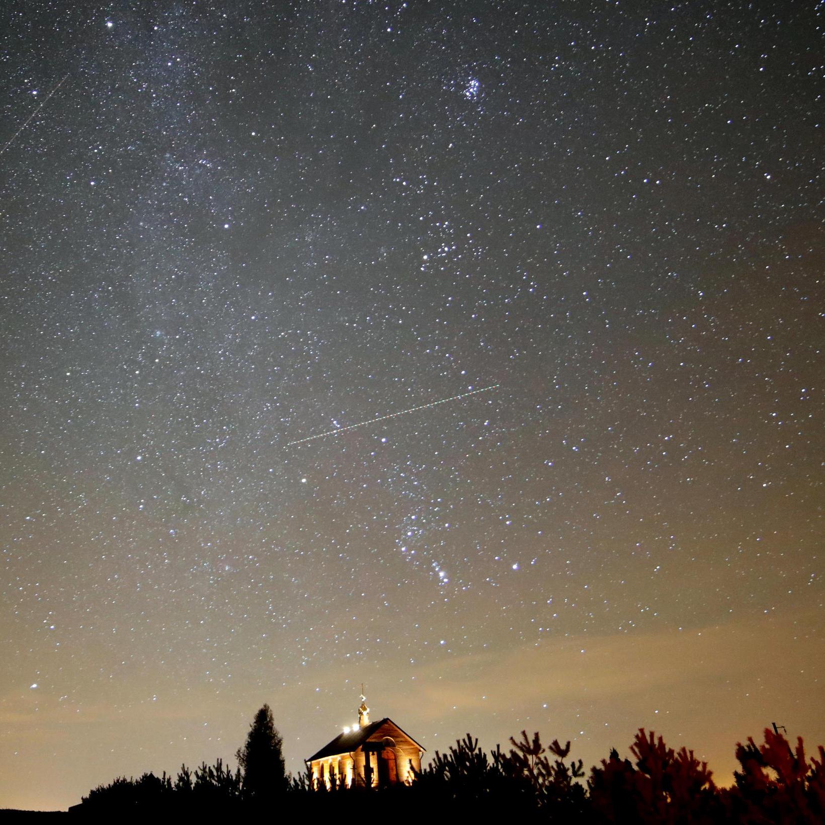 Wo Sie Die Geminiden Am Besten Sehen Können in Sternschnuppe Bilder Gratis