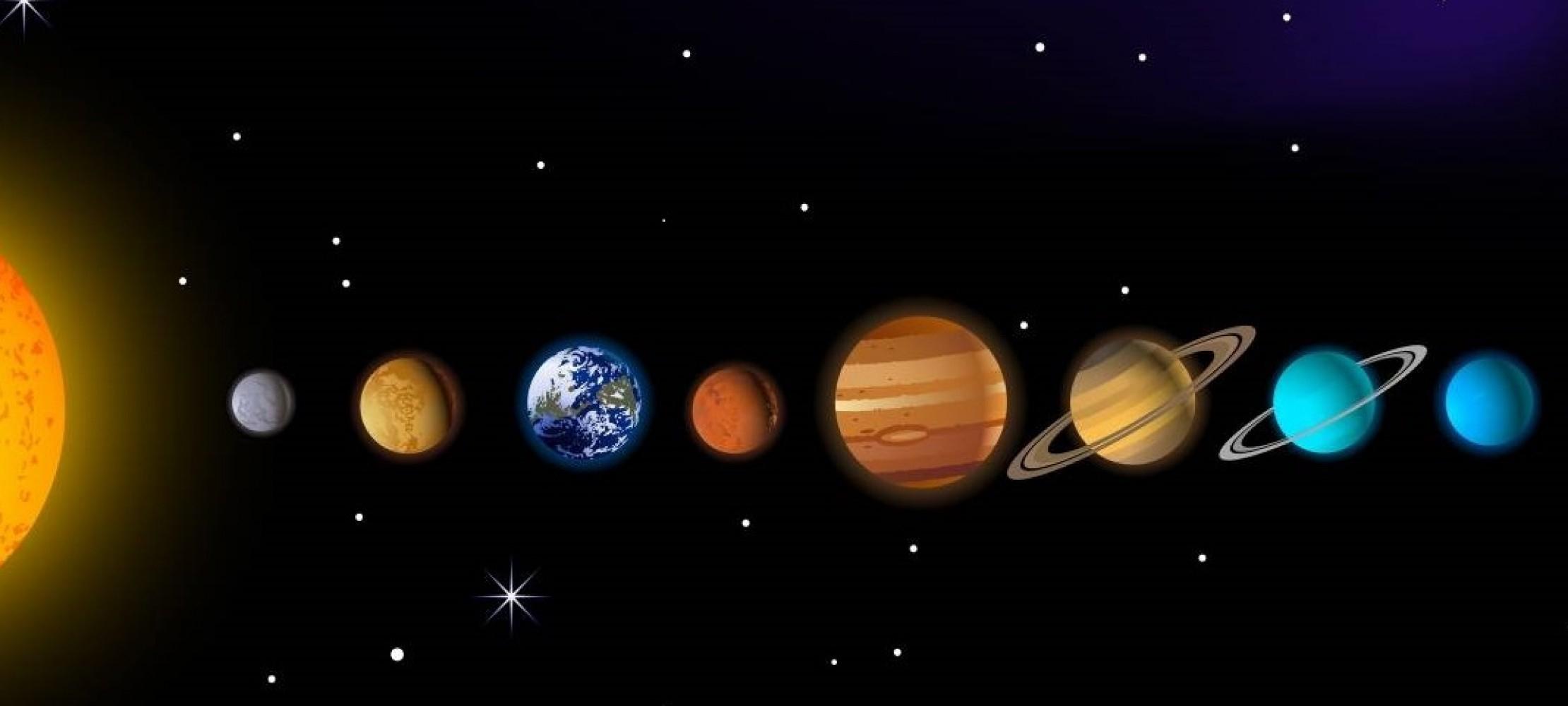 Woraus Besteht Das Sonnensystem?   Duda.news für Wie Viele Planeten Gibt Es In Unserem Sonnensystem
