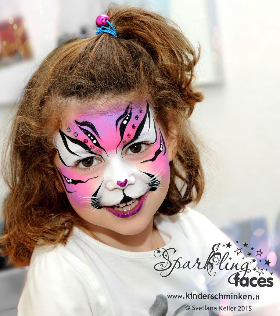 Www.kinderschminken.li, Kinderschminken, Kinderschminken verwandt mit Kinderschminken Katze Vorlagen