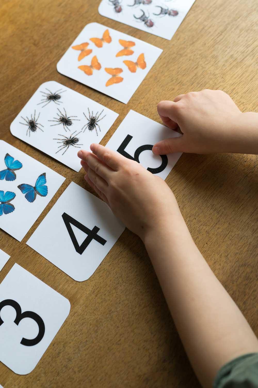 Zahlen Lernen: 7 Ideen Für Spiele Mit Zahlen (Inkl bei Zahlen Lernen Spiel