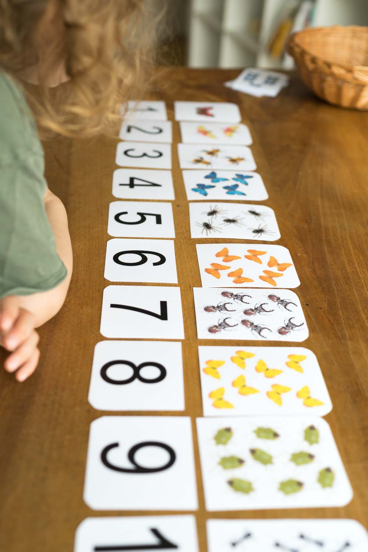 Zahlen Lernen: 7 Ideen Für Spiele Mit Zahlen (Inkl für Zahlen Lernen Spiel