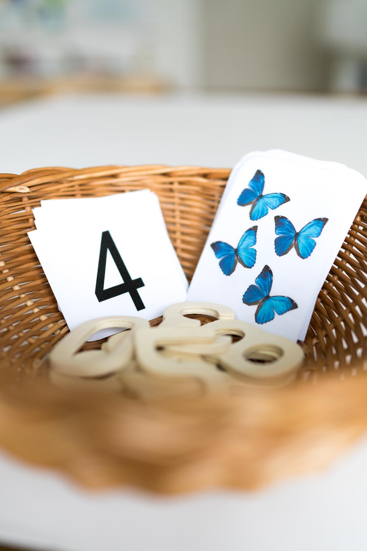 Zahlen Lernen: 7 Ideen Für Spiele Mit Zahlen (Inkl ganzes Zahlen Lernen Spiel