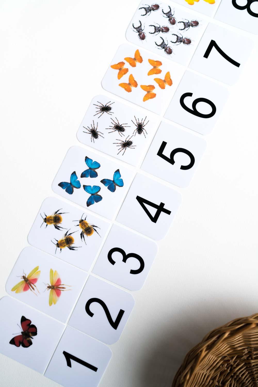 Zahlen Lernen: 7 Ideen Für Spiele Mit Zahlen (Inkl über Zahlen Lernen Spiel