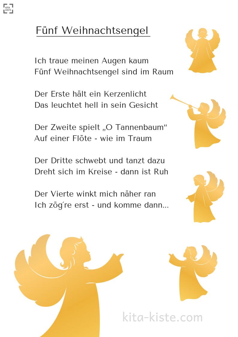 Zauberhaftes Fingerspiel Für Die Schönste Zeit Im Jahr In bei Adventsgedicht Für Kindergartenkinder