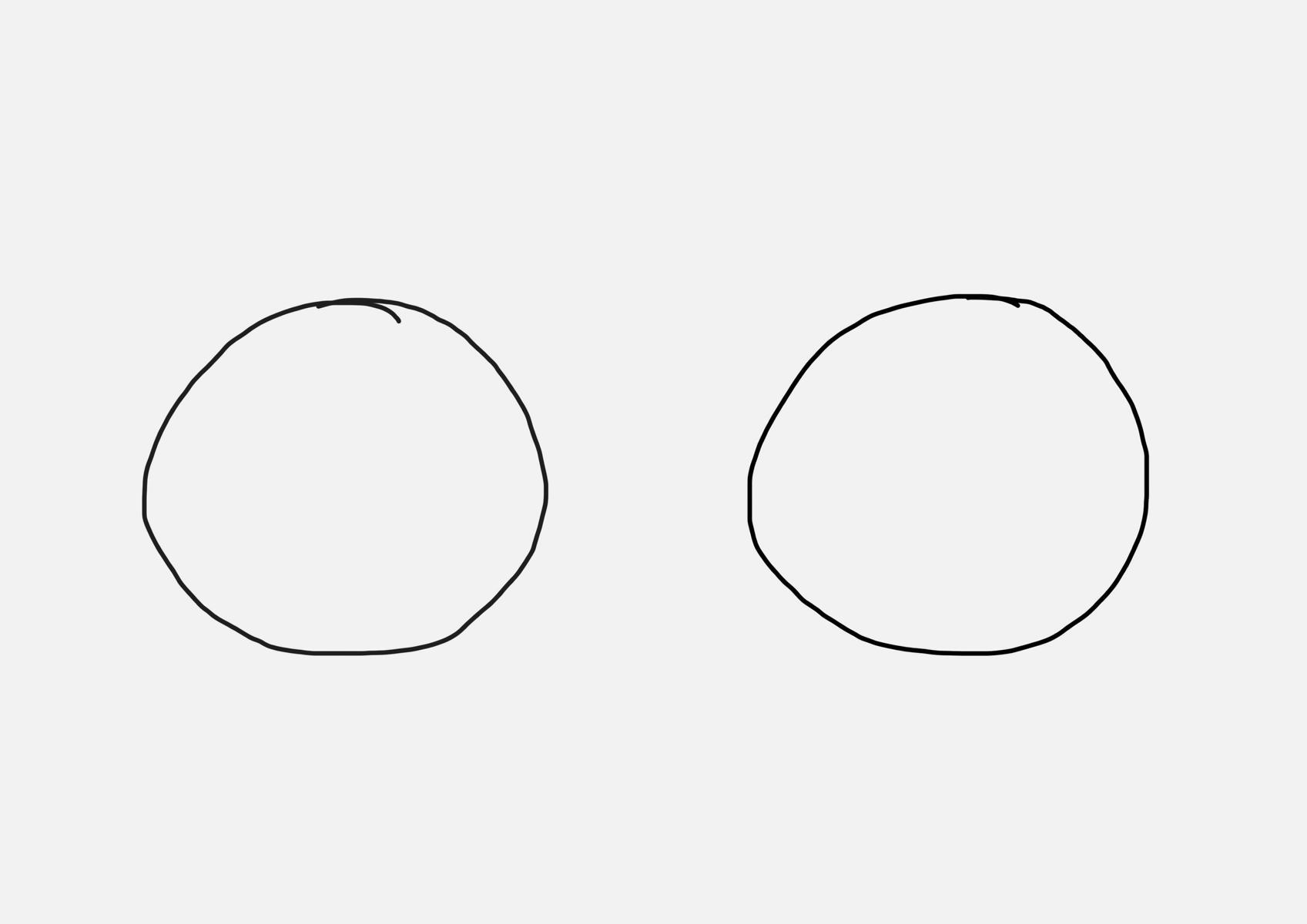 Zeichnen Lernen - Einfache Gesichter - Artandalmonds ganzes Comicfiguren Zeichnen Lernen