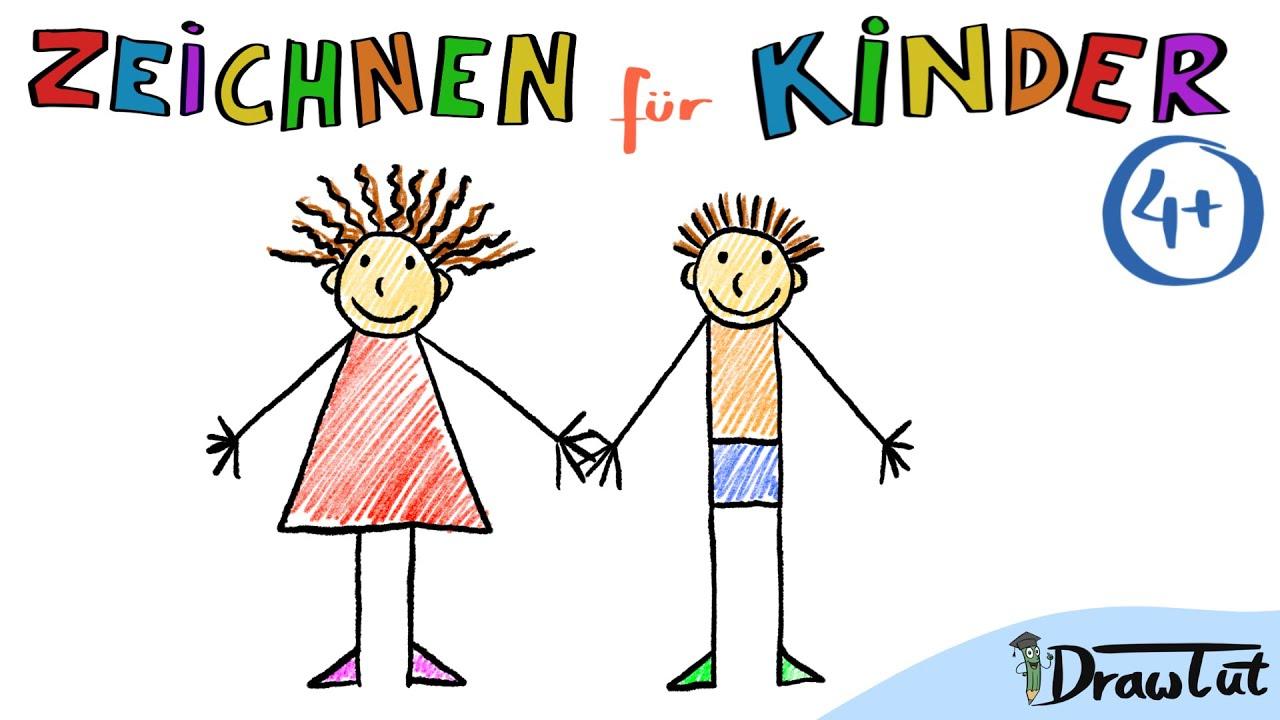Zeichnen Lernen Für Kinder - 3 Bis 10 Jahre - Tobis Malschule bei Kinder Lernen Zeichnen Und Malen