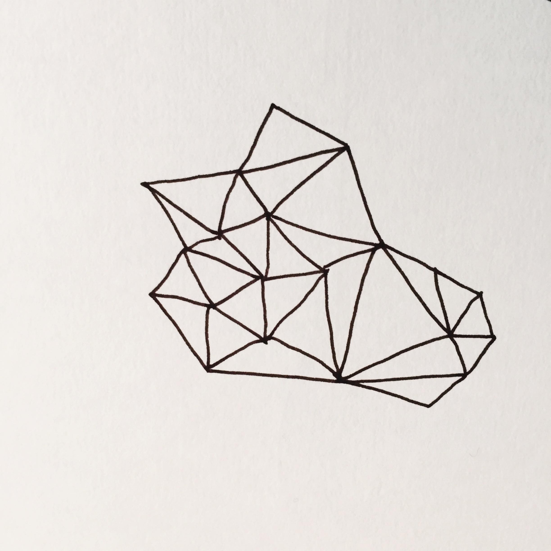 Zeichnen Lernen Im Doodle Stil | Mit Geometrischen Formen für Geometrisches Zeichnen Vorlagen