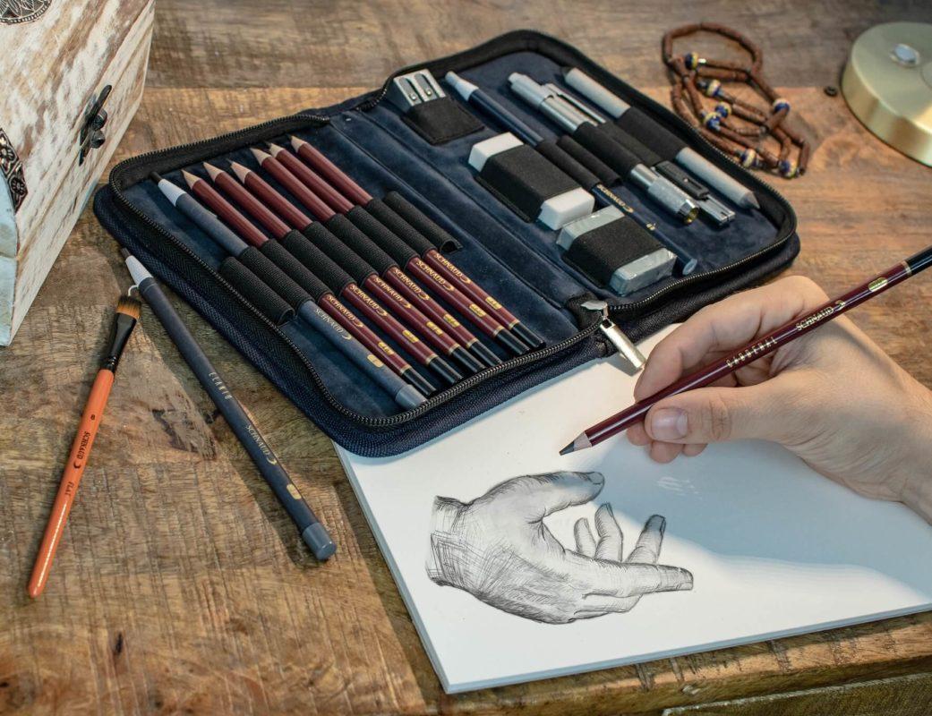 Zeichnen Tipps: So Lernst Du Das Zeichnen Mit Bleistift! innen Wie Kann Ich Zeichnen Lernen