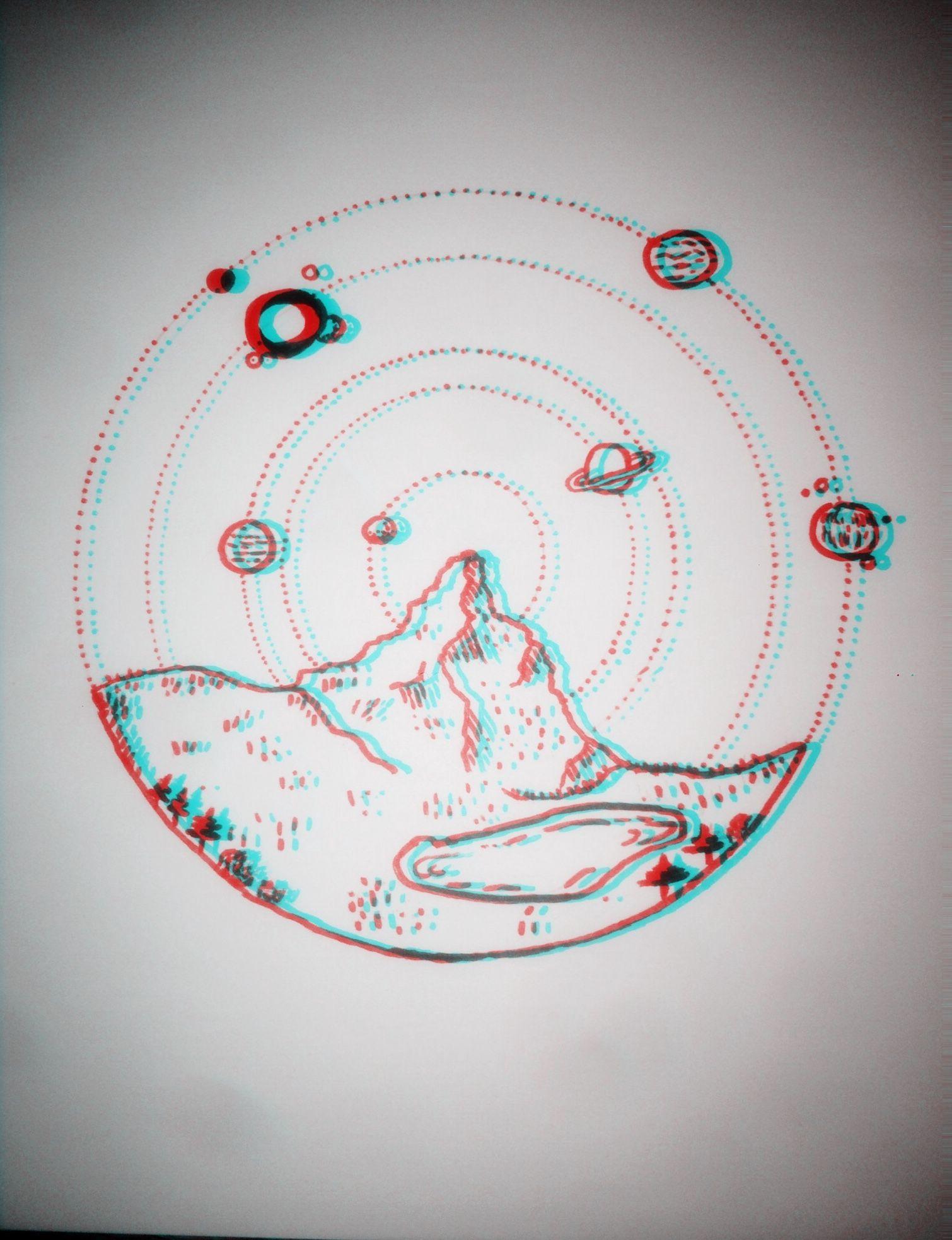 Zeichnen #weltall #kreise #schwarz #weis #malen | Zeichnen ganzes Kreise Zeichnen
