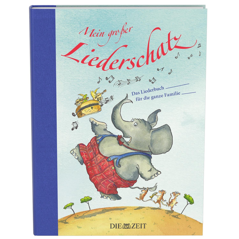 Zeit-Edition »Mein Großer Liederschatz« bei Buch Kinderlieder Aus Der Guten Alten Zeit