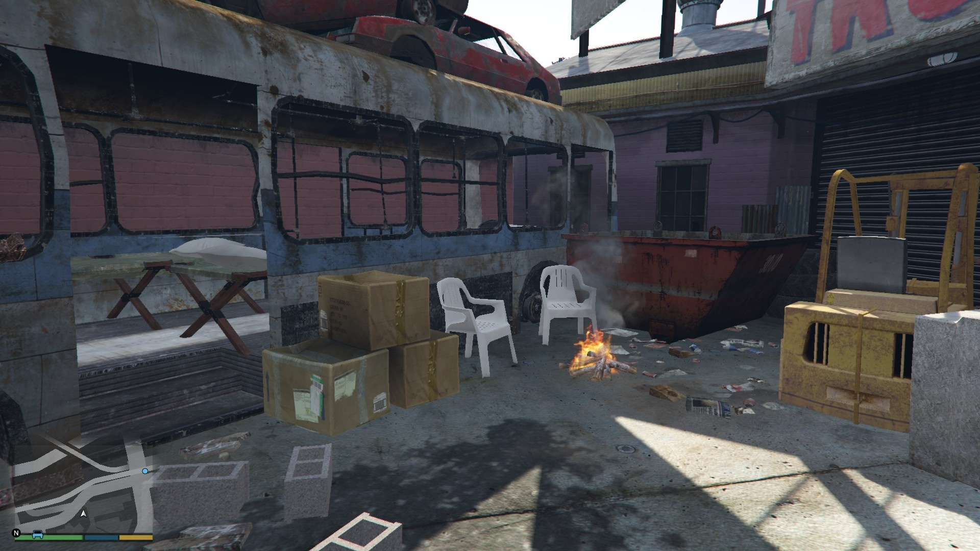Zombie Survival Camp - Gta5-Mods innen Zombie Apocalypse Survival Training