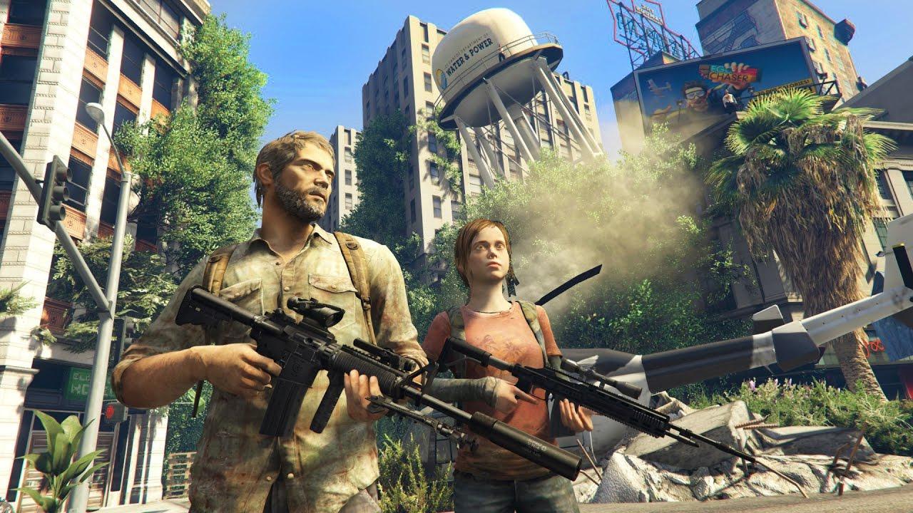 Zombies Apocalypse Survival W/ Survivor Camps!! (Gta 5 Mods) bestimmt für Zombie Apocalypse Survival Training