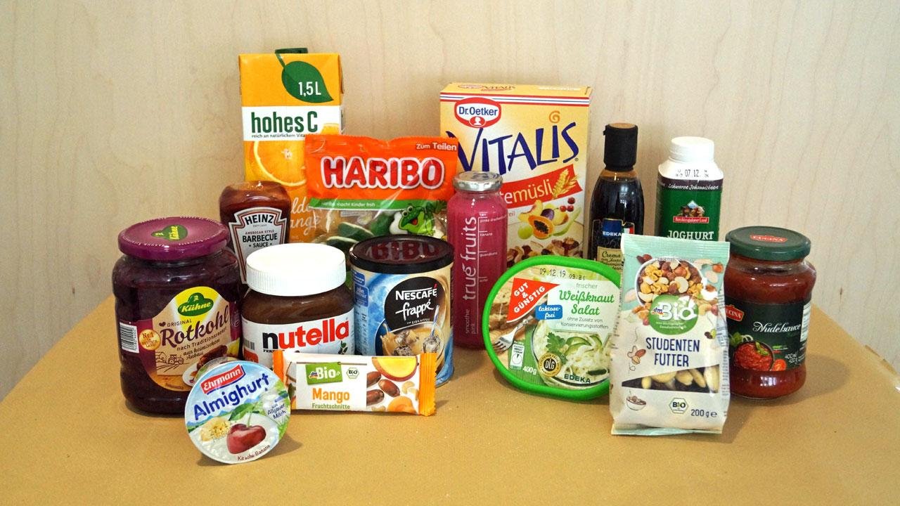 Zucker In Lebensmitteln: So Viele Würfel Stecken In Normalen über Würfelzucker In Lebensmitteln Grundschule